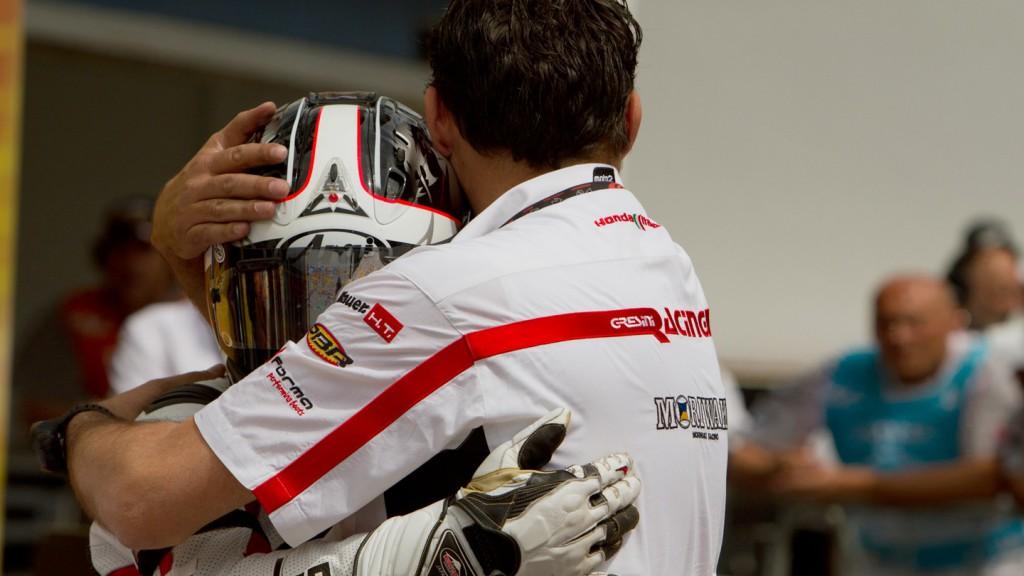 Yuki Takahashi, Gresini Racing Moto2, Estoril RAC