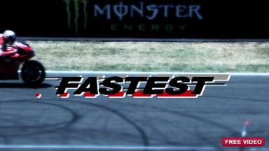 Trailer for feature length MotoGP Documentary 'Fastest'