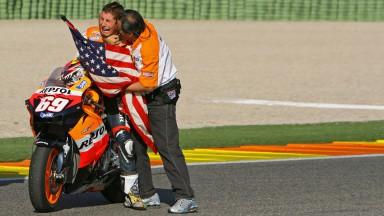 Nicky Hayden, Valencia, 2006