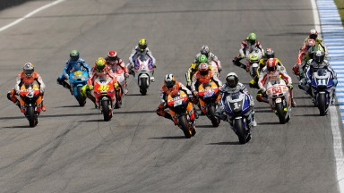 MotoGP, Estoril RAC