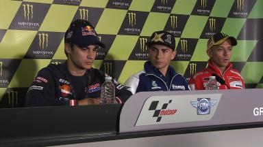 French GP Pre Event Press Conference