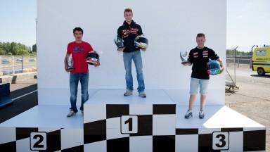 MotoGP Kart race preevent, Le Mans