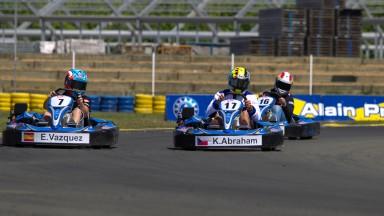 MotoGP Karts race preevent, Le Mans