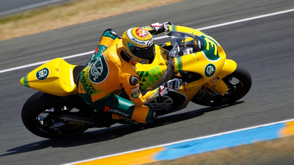 Simone Corsi, Ioda Racing Project, Le Mans FP2