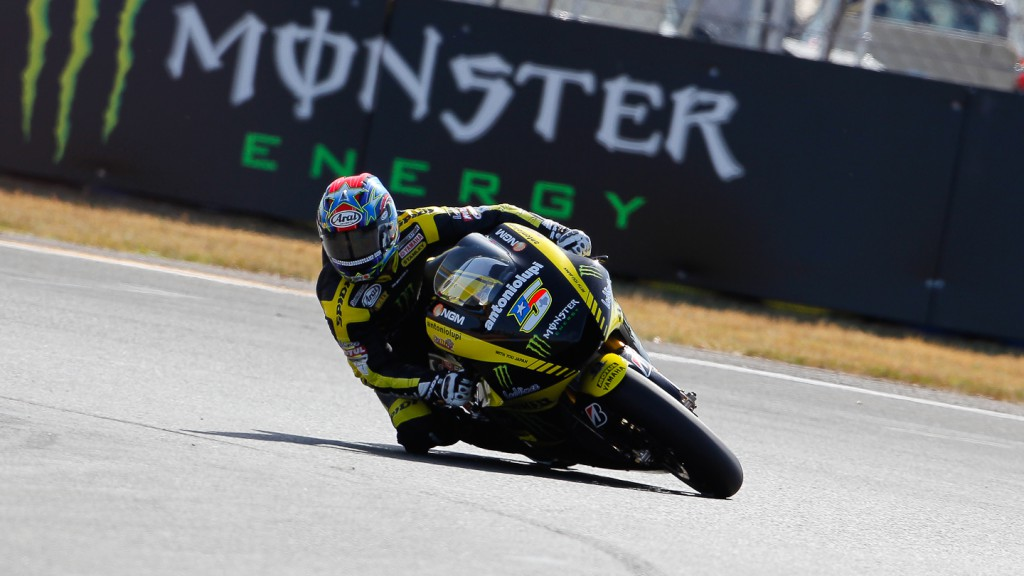 Colin Edwards, Monster Yamaha Tech 3, Le Mans FP2