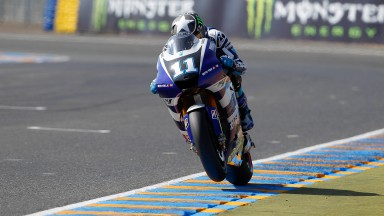 Andrea Dovizioso, Repsol Honda, Le Mans FP2
