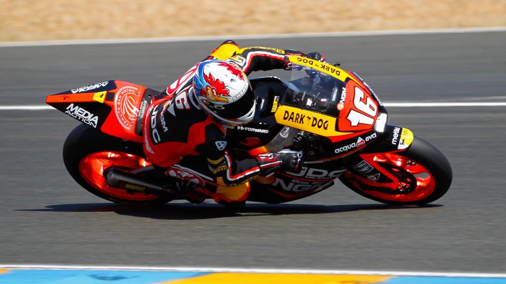 Jules Cluzel, NGM Forward Racing, Le Mans FP2