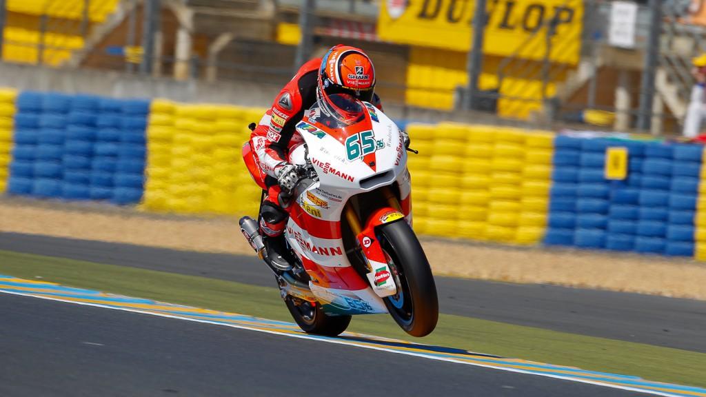 Stefan Bradl, Viessmann Kiefer Racing, Le Mans FP2