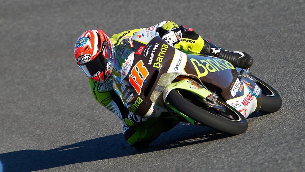 Nico Terol, Bankia Aspar Team