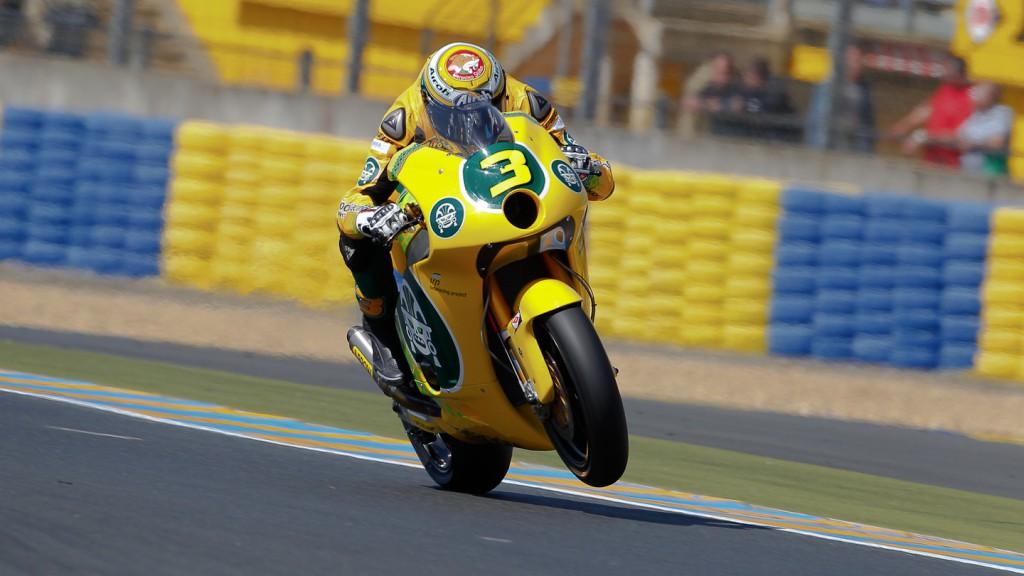 Simone Corsi, Ioda Racing Project, Le Mans FP3
