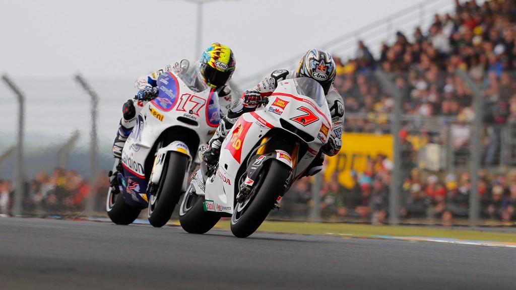 Hiroshi Aoyama, Karel Abraham, San Carlo Honda Gresini, Cardion AB Motoraging, Le Mans QP