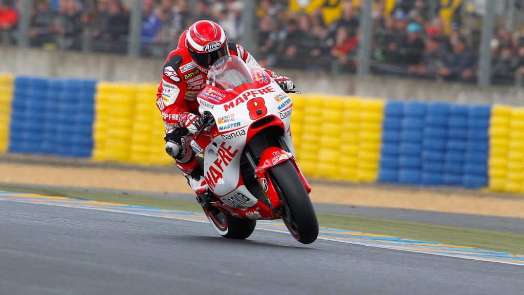 Hector Barbera, Mapfre Aspar Team MotoGP, Le Mans QP