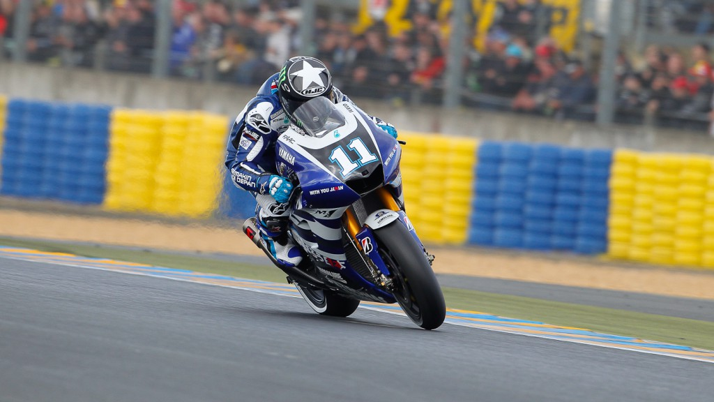 Ben Spies, Yamaha Factory Racing, Le Mans QP