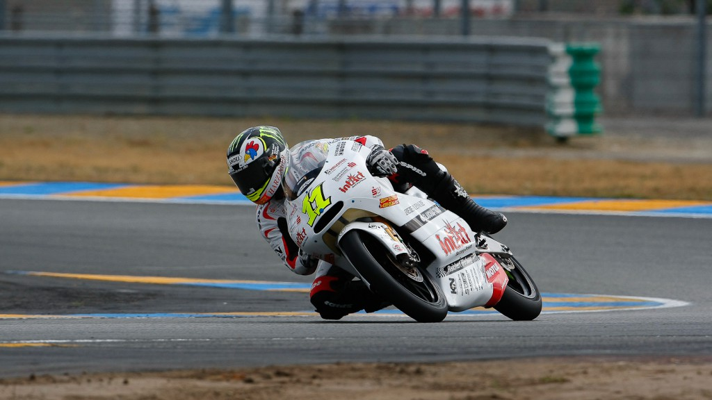 Sandro Cortese, Intact-Racing Team Germany, Le Mans QP