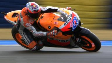 Le Mans 2011 - MotoGP - FP3 - Highlights