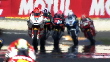 Le Mans 2011 - Moto2 - QP - Full session