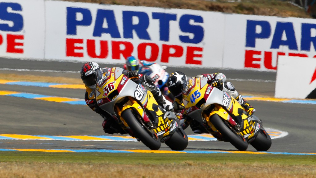 Mika Kallio, Scott Redding, Marc VDS Racing Team, Le Mans QP