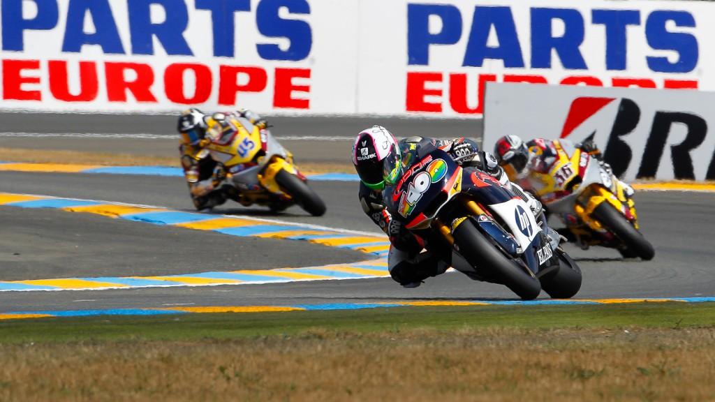 Aleix Espargaro, Pons HP 40, Le Mans QP