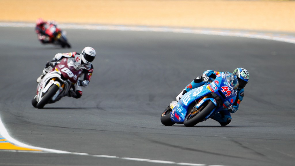 Pol Espargaro, HP Tuenti Speed Up, Le Mans QP