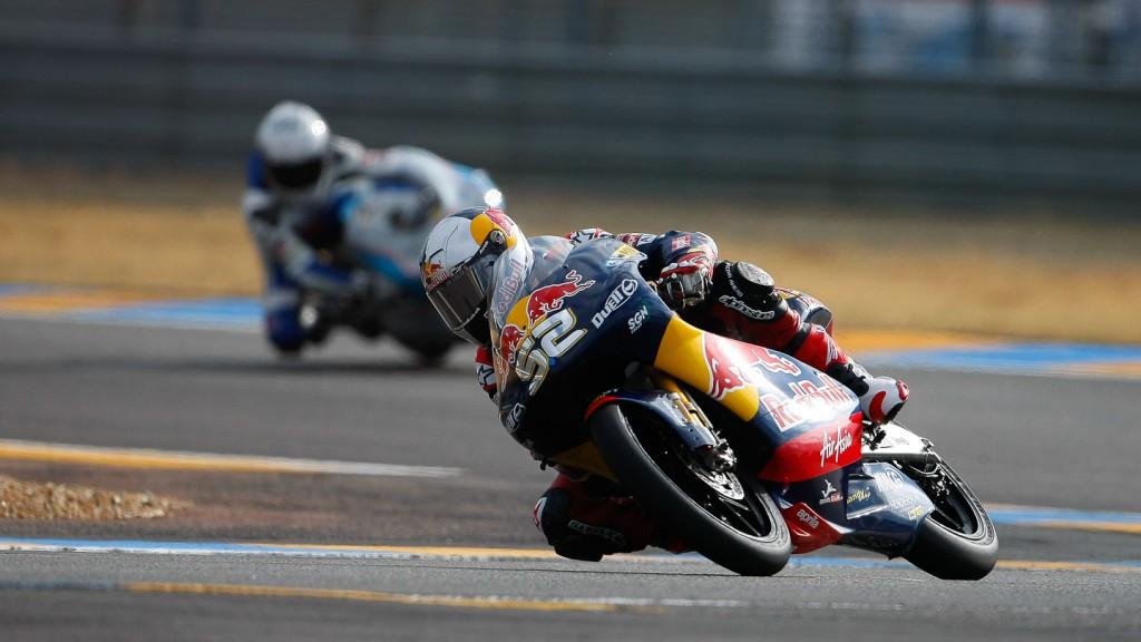 Danny Kent, Red Bull Ajo Motosport, Le Mans QP