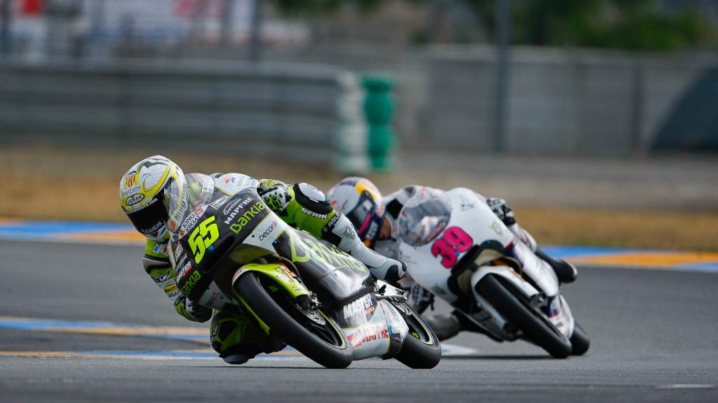 Hector Faubel, Bankia Aspar Team 125cc, Le Mans QP