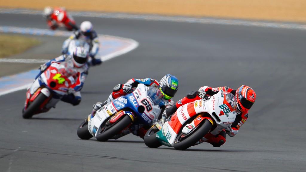 Moto2, Le Mans QP