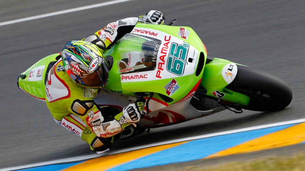 Loris Capirossi, Pramac Racing Team, Le Mans QP