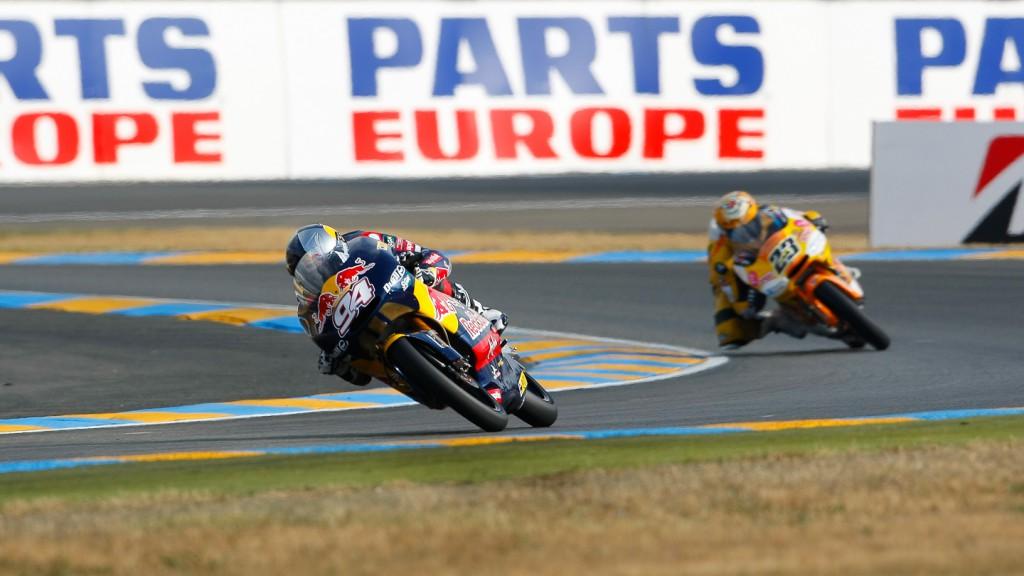 Jonas Folger, Red Bull Ajo MotorSport, Le Mans QP