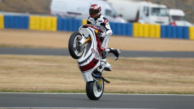 Mashel Al Naimi, QMMF Racing Team, Le Mans QP