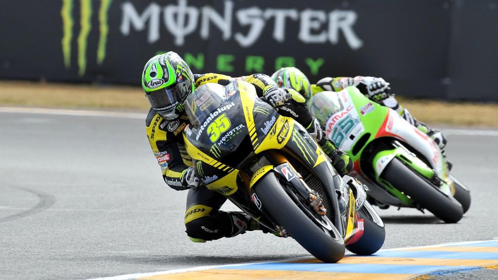 Cal Crutchlow, Monster Yamaha Tech 3, Le Mans QP
