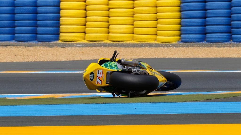 Mattia Pasini, Ioda Racing Project, Le Mans QP