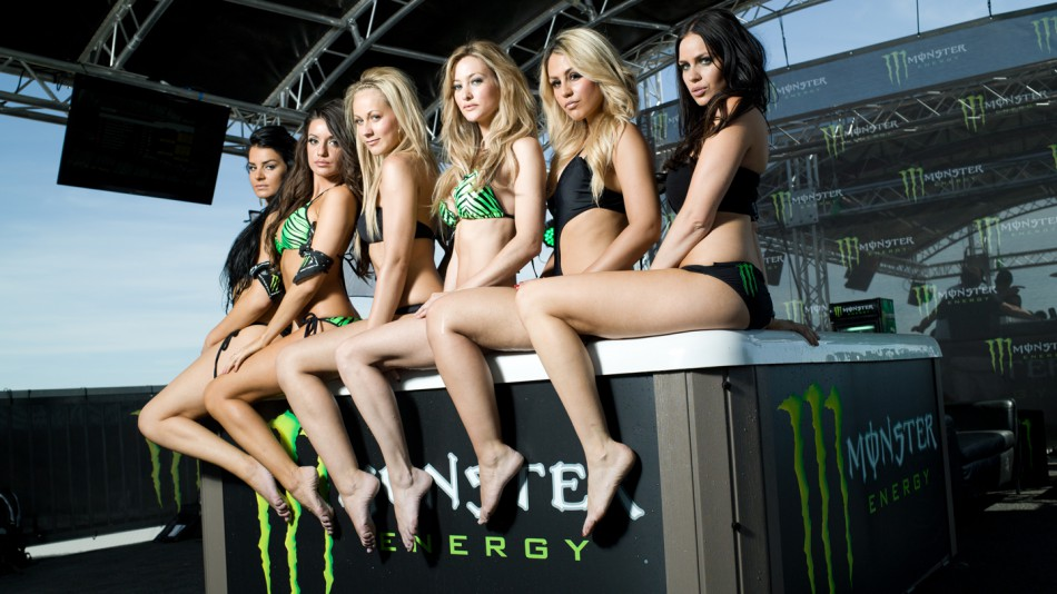 Monster Girls, Monster Energy Grand Prix de France, Le Mans - © Copyright Alex Chailan & David Piolé
