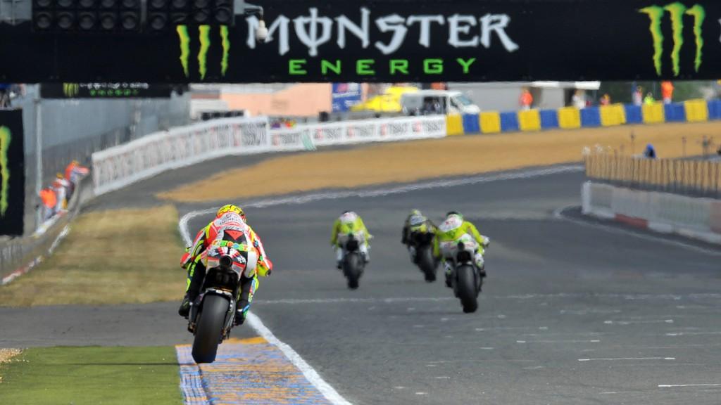 MotoGP, Le Mans QP