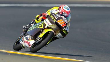 Nico Terol, Bankia Aspar Team, Le Mans FP3
