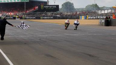 Maverick Viñales, Nico Terol, Blusens by Paris Hilton, Bankia Aspar Team, Le Mans RAC