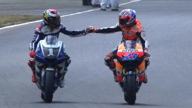 2011 - Le Mans - MotoGP - Race- highlights