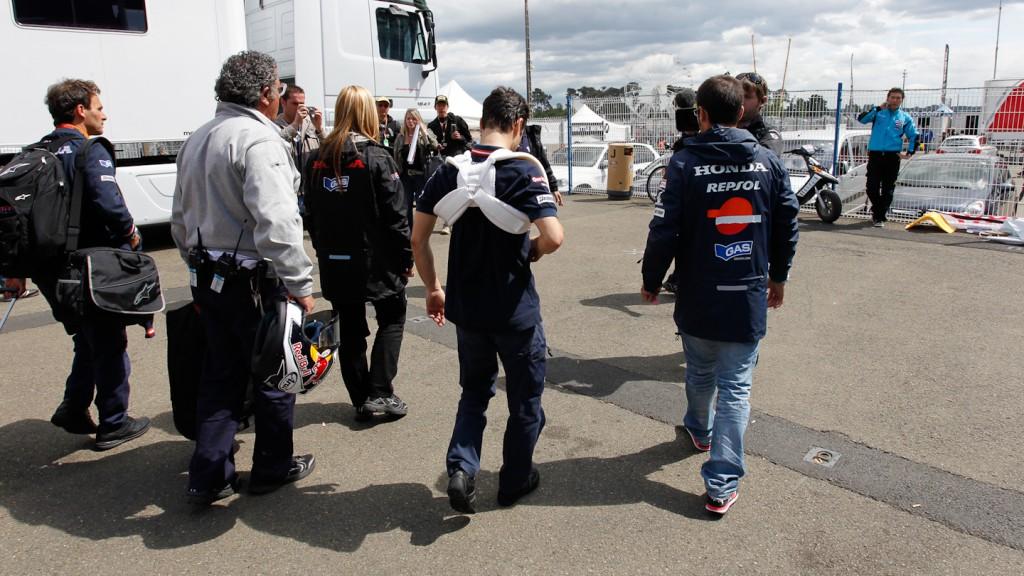 Dani Pedrosa, Repsol Honda Team, Le Mans RAC