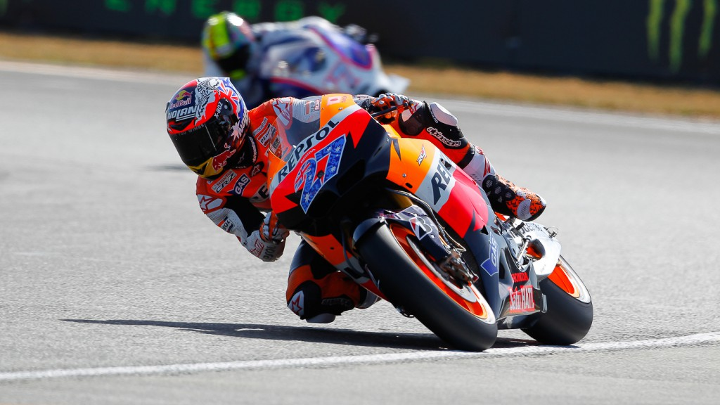 Casey Stoner, Repsol Honda Team, Le Mans WU