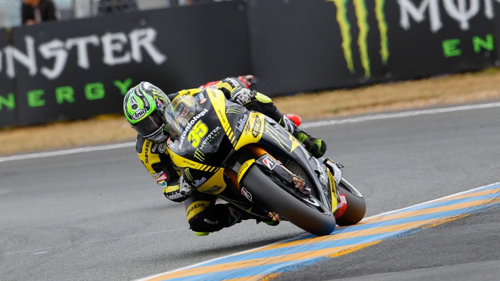 Cal Crutchlow, Monster Yamaha Tech 3, Le Mans RAC