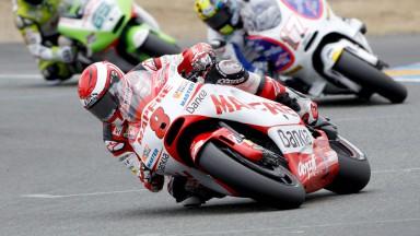 Hector Barbera, Mapfre Aspar Team MotoGP, Le Mans RAC