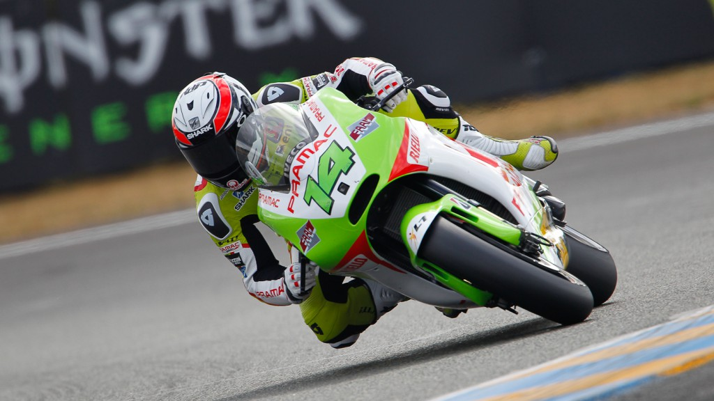 Randy de Puniet, Pramac Racing Team, Le Mans RAC