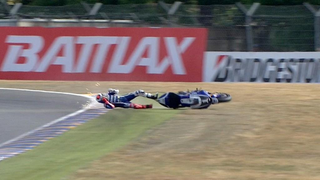 Jorge Lorenzo, Yamaha Factory Racing, Le Mans WU