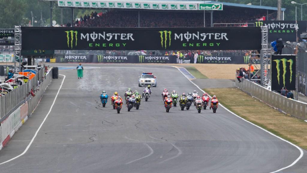 MotoGP, Le Mans RAC