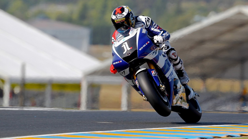 Jorge Lorenzo, Yamaha Factory Racing, Le Mans RAC