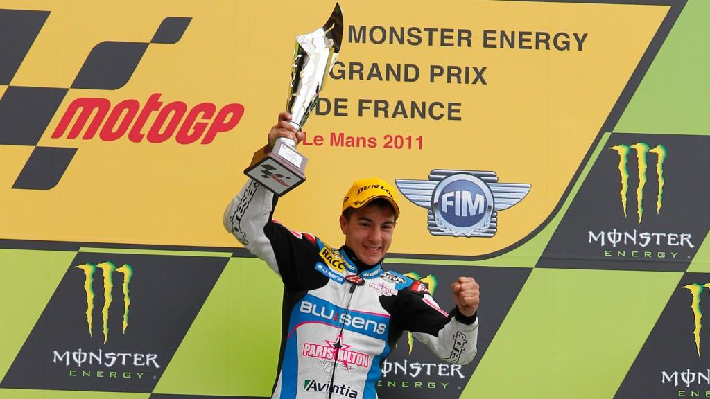 Maverick Viñales, Pev-Blusens-SMX-Paris Hilton, Le Mans RAC