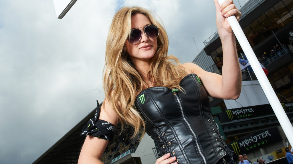 Paddock Girl, Monster Energy Grand Prix de France - © Copyright Alex Chailan & David Piolé