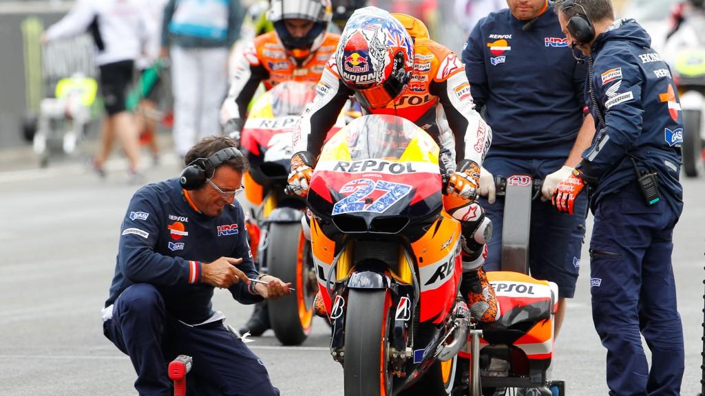 Casey Stoner, Repsol Honda Team, Le Mans RAC