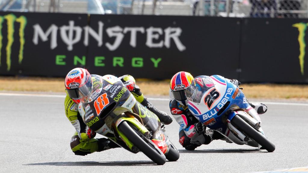 Nico Terol, Maverick Viñales, Bankia Aspar Team, Blusens by Paris Hiliton, Le Mans RAC