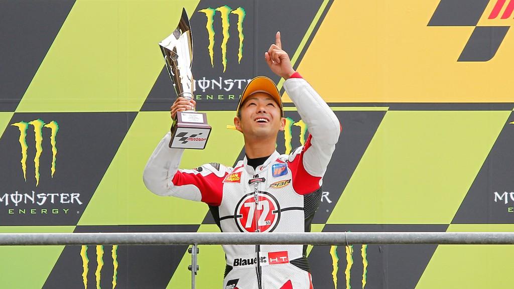 Yuki Takahashi, Gresini Racing Moto2, Le Mans RAC