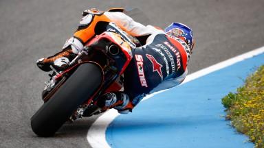 Casey Stoner, HRC 2012 Test, Jerez circuit
